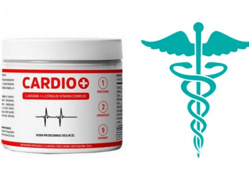 Cardio+ že v prvi lekarni!